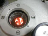 Horno de inducción y alto vacío BALZERS 2