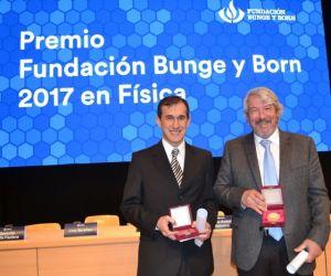 Leer más: Entregaron los premios Bunge y Born 2017 a dos egresados del Balseiro