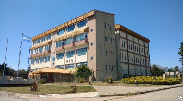 Frente Edificio  RA-6