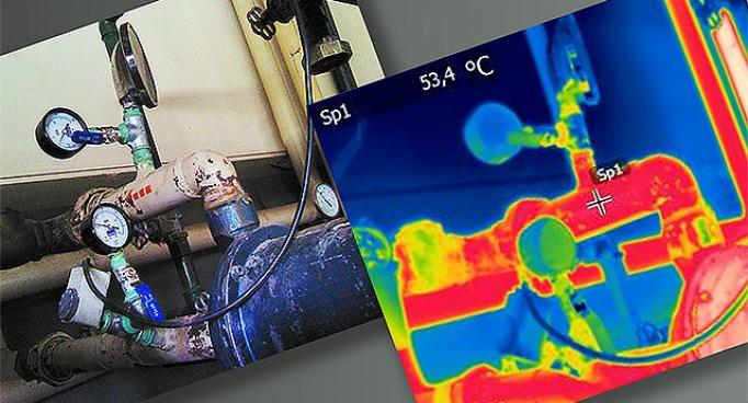 Auditoría energética de un sistema de calefacción existente